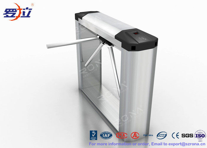 RONA Tripod Turnstile Gate Access Control Electronic Entrance LED Counter Display