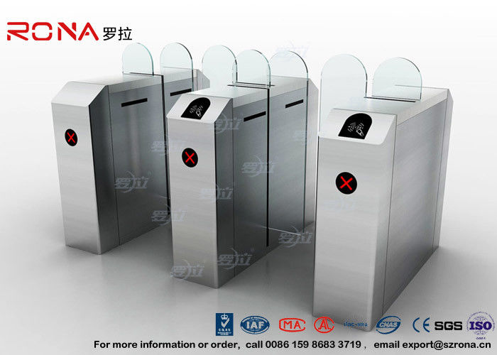 Barcode Cargo Door Waist Height Turnstiles Turnstile Barrier Gate Electric Access Control Turnstile With CE approved