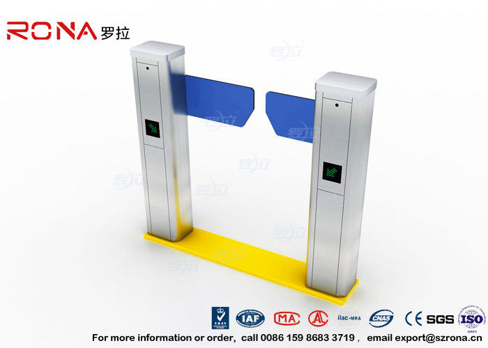 304 Stainless Steel​ Drop Arm Barrier Gate Two Way Assemble Access Control