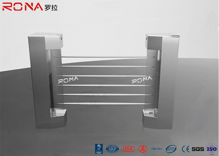 Mechanical Turnstile Access Control System Entrance Swing Gate For Public Facilities