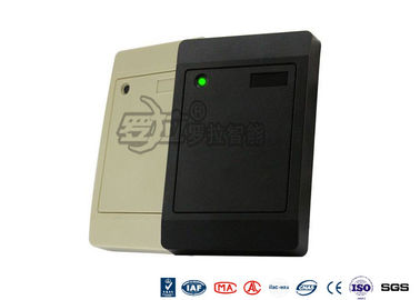 Chiny Long Range RFID Card Reader EM / ID / IC Card RS232 / RS485 Wiegand 26 fabryka