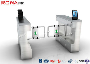 Swing Facial Recognition Turnstile Gate Access Control 304 Stal nierdzewna
