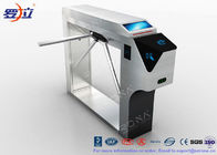Commercial Fastlane Tripod Turnstile Gate Automatic Security Entrance Gates